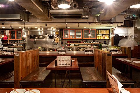 チョップスティックカフェ汁べゑ渋谷店
