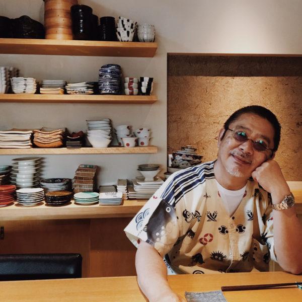 楽コーポレーション代表取締役 宇野隆史 ミニコラム「一問一答、親父に聞け!」絶賛気楽に連載中